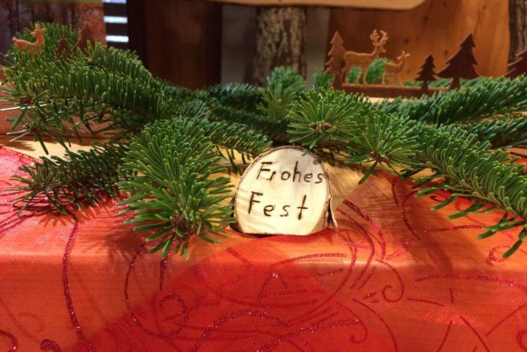 Weihnachtlicher Dackelstammtisch in Eschenau - 14. Dezember 2018