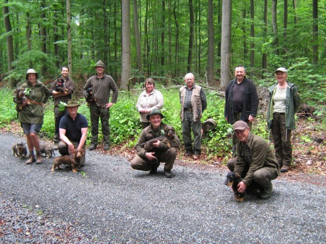 SchwhKF/SchwhK-Prüfung, JBN und Wa.T. – 14. Juni 2020 in Eschenau