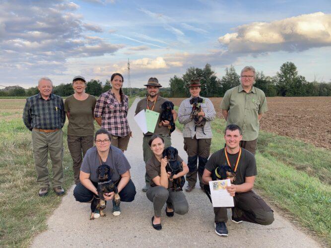 Vielseitigkeitsprüfung - 12. September 2021 in Eschenau